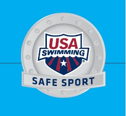 logo for USA Swimming organization