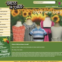 This site features a sophisticated e-commerce solution based on Magento. Quickbooks integration, inventory management and more... dressachildny.com