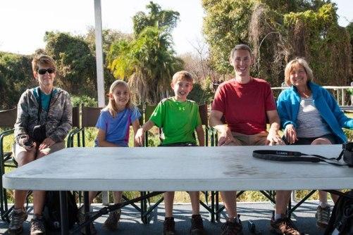 Family Boat Tour