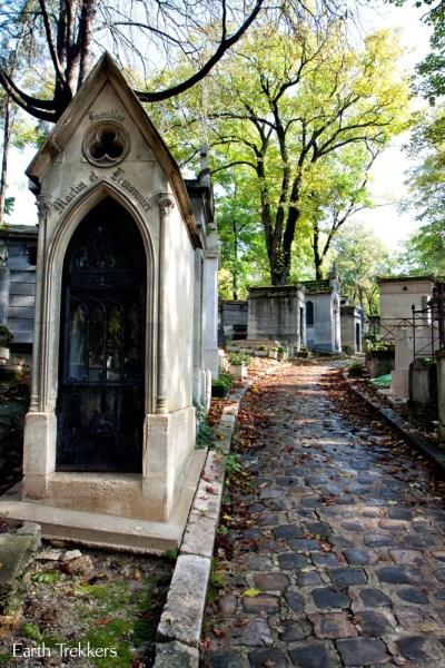 Paris Cemetery
