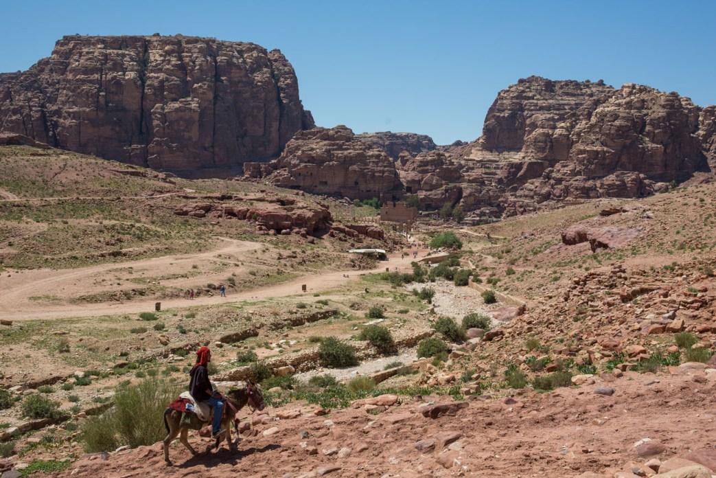 Petra Unique View