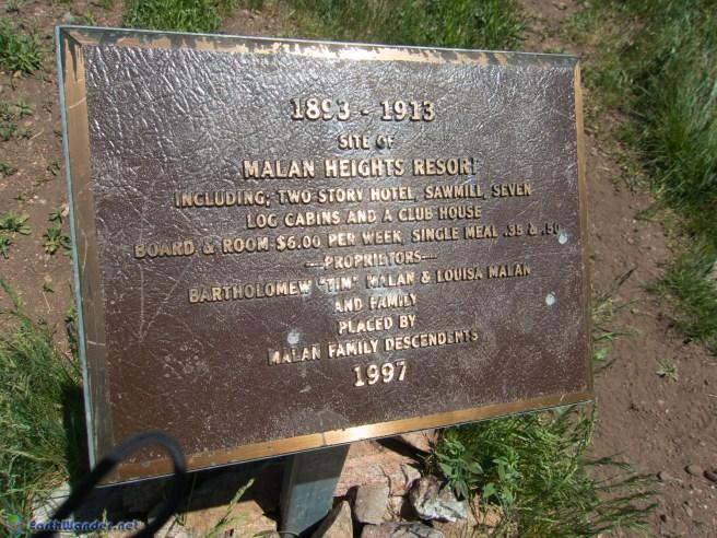 Malan Heights