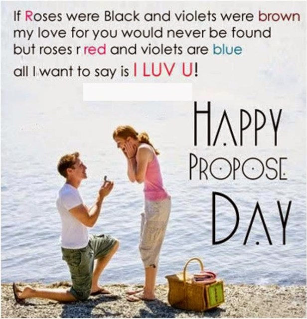 images for propose day