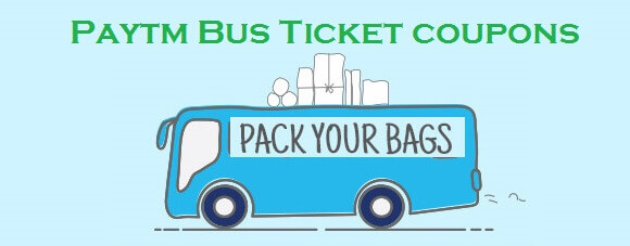 Discount coupon on bus ticket booking