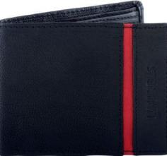 Laurels Gatsby Black Wallet