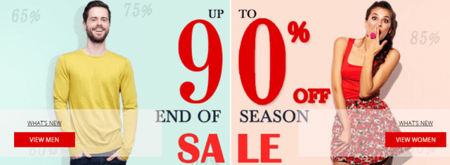 Trendy Bharat End Of Season Sale
