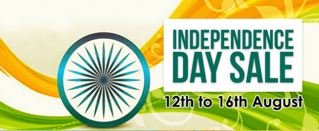 Indiepdence day sale