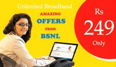 bsnl 249 unlimited broadband plan