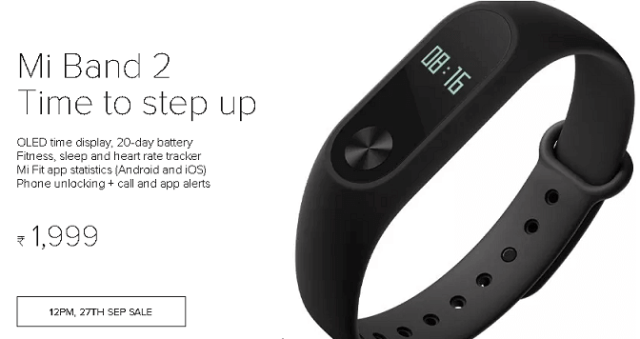 Trick to Buy Mi Band 2