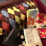 Bag by JavaJennie, plus some awesome fat quarters.