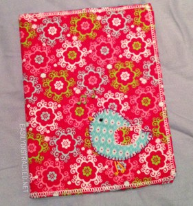 iPad cover: front