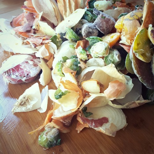 Put those kitchen scraps to work in your recipes!