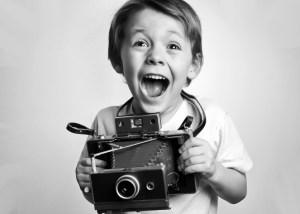 insant camera kid