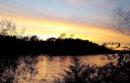 Peconic River sunset, Wednesday