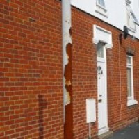 Ghastly Poles Bring Down Neighbourhood