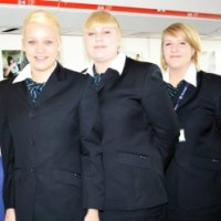 Local students land airport role