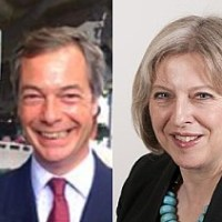 Farage Cat tale snares May