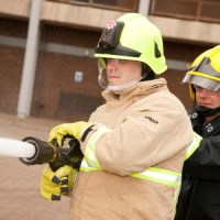 Make a difference! Volunteer for the fire service