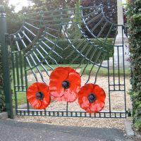 War Memorial Gate Unveiled
