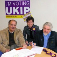 Former Eastleigh Mayor joins Ukip