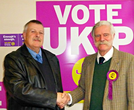 Local English Democrat Chairman defects to Ukip