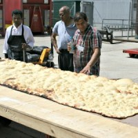 Eastleigh Mela will feature giant naan bread