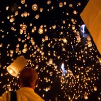 Hampshire considers sky lantern ban