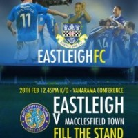 Eastleigh set for bumper crowd