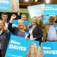 Conservatives win Eastleigh