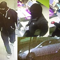Police hunt cigarette thieves