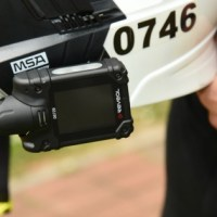Hampshire firefighters pioneer body worn cameras