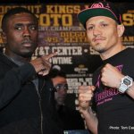 KNOCKOUT KINGS II: Andre Berto vs. Jesus Soto Karass Final Press Conference Quotes