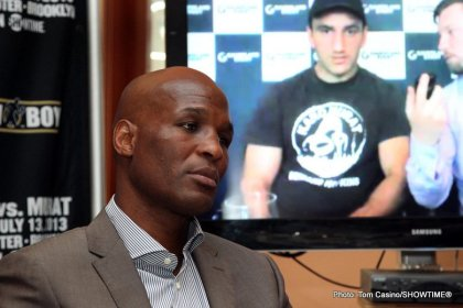 Hopkins vs Murat on October 26h