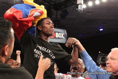 Romero, Morales Triumphant on ShoBox