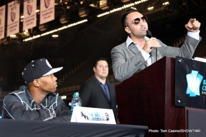 Paulie Malignaggi, Zab Judah Interview Transcript