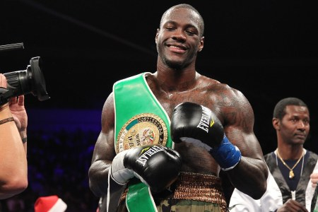 Deontay Wilder: I thought I did a great job against Price