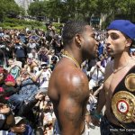 Weights: Broner Malignaggi for Saturday at the Barclays Center, Brooklyn, New York
