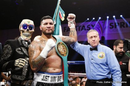 Can Chris Arreola Do the Same Thing to Deontay Wilder?