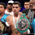 Omar Figueroa Jr, Jermall Charlo, Julian Williams Score Wins On Trout/Alvarez Undercard