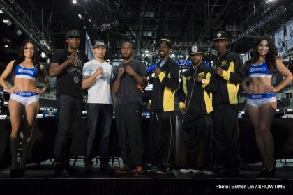 Undercard Group Shot