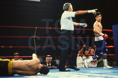 Exclusive Interview with Boxing Photographer Tom Casino (Rare Photos Inside!)