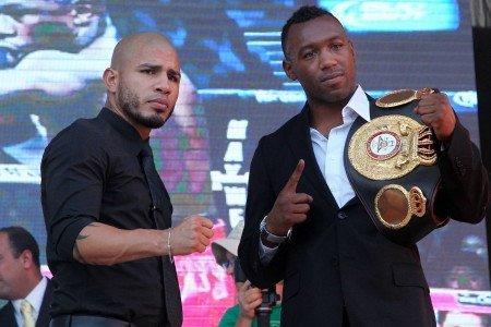 Cotto guaranteeing win over Trout