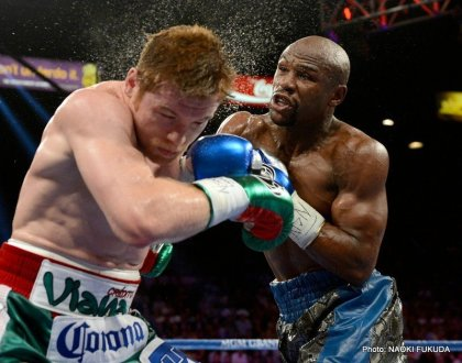 Post Fight Thoughts on Mayweather Alvarez