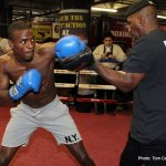 Danny Garcia, Peter Quillin, Fernando Guerrero Workout Quotes/Photos
