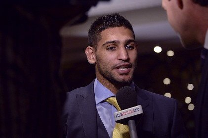 Amir Khan, Richard Schaefer, Stephen Espinoza & Asif Vali London Kickoff Press Conference Quotes