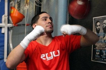 Danny Garcia and Angel Garcia media quotes