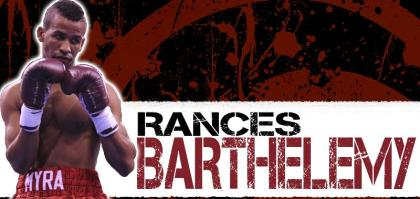 Barthelemy Calling out Champion Mendez and All Other Top Super Featherweights