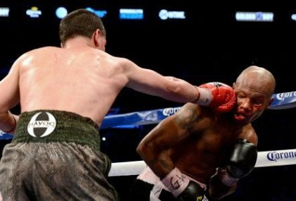 Danny Garcia & Peter Quilln Retain Titles In Thrilling Night of Brooklyn Boxing; Khan Wins Unanimous Decision From Sheffield, England