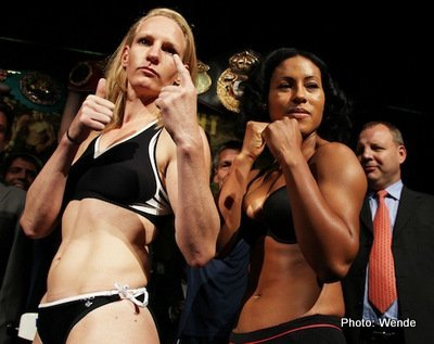 Nielsen, Yebes make weight / Nordic Fight Night weights from Frederikshavn
