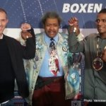 Photos/Video: Don King hypes up Brähmer vs. Oliveira
